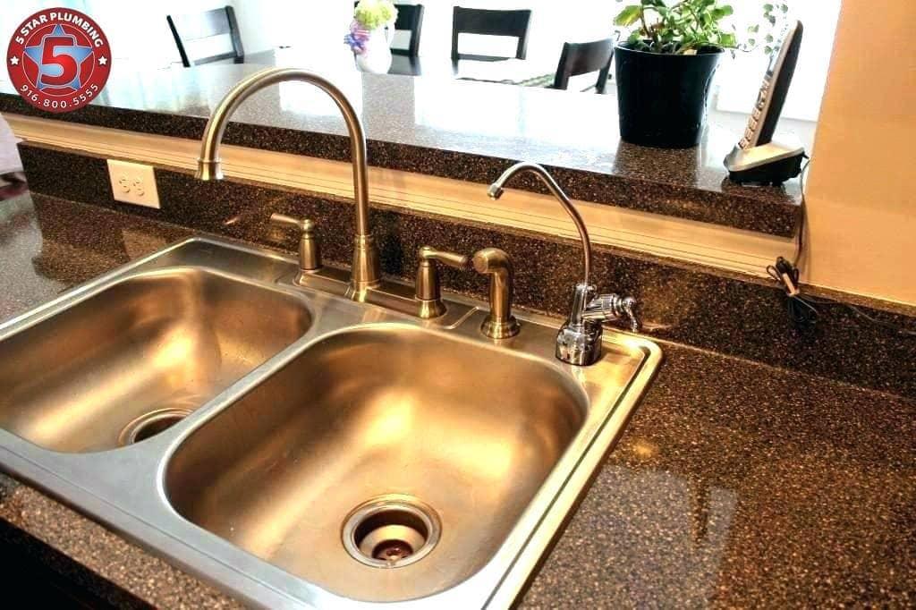 Kitchen Sink Installation 5 Star Plumbing